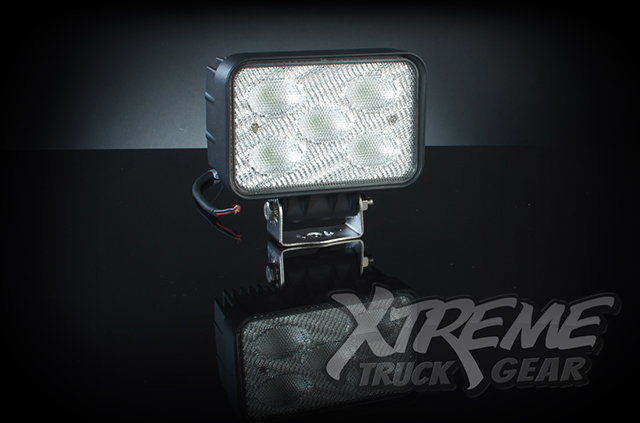 50W Rectangular LED Work Light