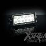 6-inch 36w Double Row LED Light Bar-1