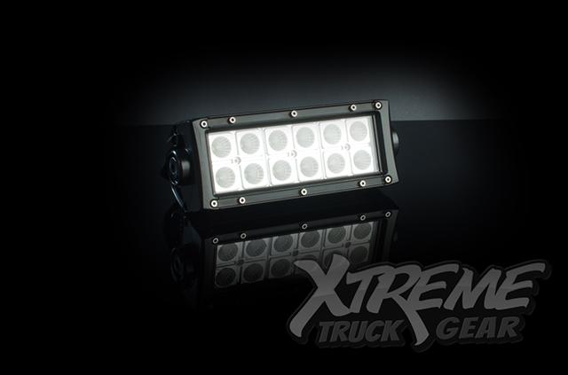 6-inch 36w Double Row LED Light Bar-1