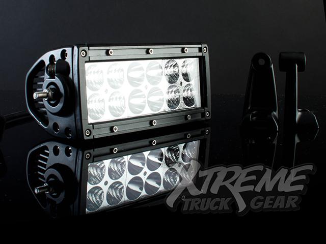 6 inch 60w Pro Line Double Row Light Bar-9