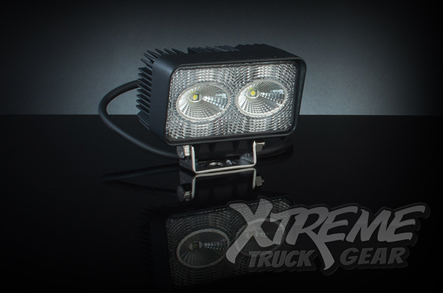LED Work Light 20 watt xtreme truck gear