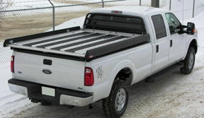 TruckBoss Deck on Ford Truck